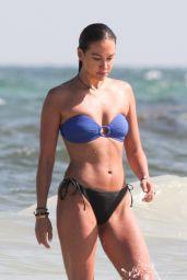 Tasya Teles in a Bikini - Tulum 08/11/2019