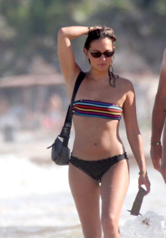 Tasya Teles in a Bikini - Tulum Beach 08/11/2019