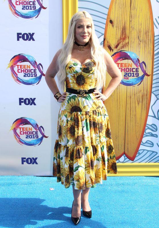 Tori Spelling – FOX's Teen Choice Awards 2019