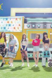 "Twice - ""Happy Happy"" Postcard Scans 2019"