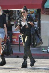 Vanessa Hudgens - Shops at Hot Rock Store in LA 08/25/2019