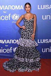 Vanessa Hudgens – UNICEF Summer Gala in Porto Cervo