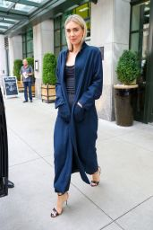 Vanessa Kirby - Heads to The Tonight Show Starring Jimmy Fallon 08/01/2019