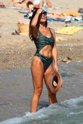 Veronica Hidalgo in a Bikini 08/13/2019