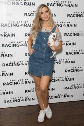 """Victoria Brown – """"The Art of Racing in the Rain"""" Special Screening in London"""