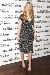 """Victoria Clay – """"The Art of Racing in the Rain"""" Special Screening in London"""