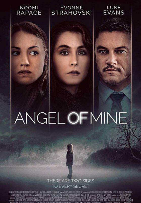 "Yvonne Strahovski - ""Angel of Mine"" Posters"