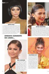 Zendaya - ELLE France 08/23/2019 Issue