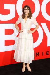"Zooey Deschanel - ""Good Boys"" Premiere in Westwood"