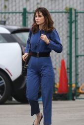Zooey Deschanel - Out in Los Angeles 08/23/2019