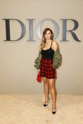 Adele Exarchopoulos - Christian Dior Fashion Show in Paris 09/24/2019