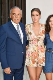 "Adele Exarchopoulos - ""Revenir"" Screening at the 76th Venice Film Festival"