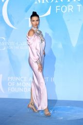 Adriana Lima – Gala for the Global Ocean in Monte-Carlo 09/26/2019