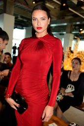Adriana Lima – Jason Wu Fashion Show at NYFW in NY 09/08/2019