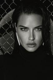 Adriana Lima - Numéro Russia No. 55 October 2019