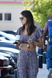 Alessandra Ambrosio - Out in Los Angeles 09/14/2019