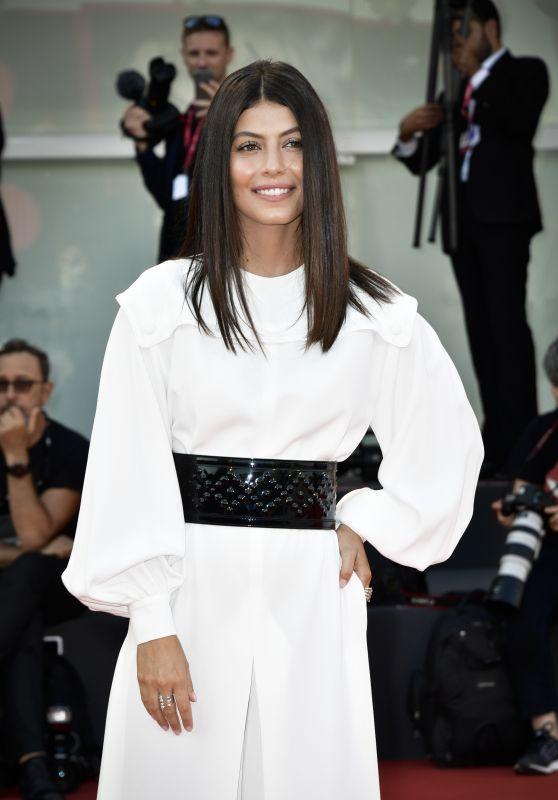 "Alessandra Mastronardi - ""The Laundromat"" Premiere at the 76th Venice Film Festival"