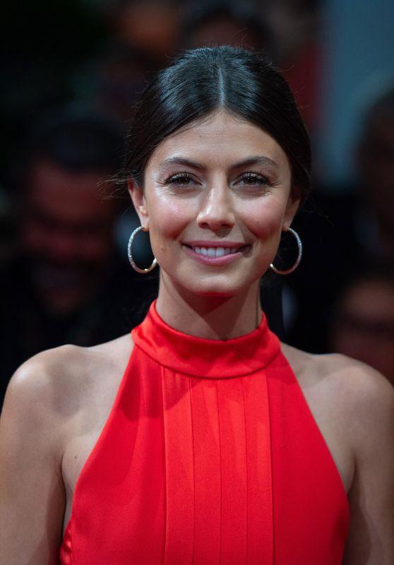 "Alessandra Mastronardi - ""Waiting For The Barbarians"" Premiere at 76th Venice Film Festival"
