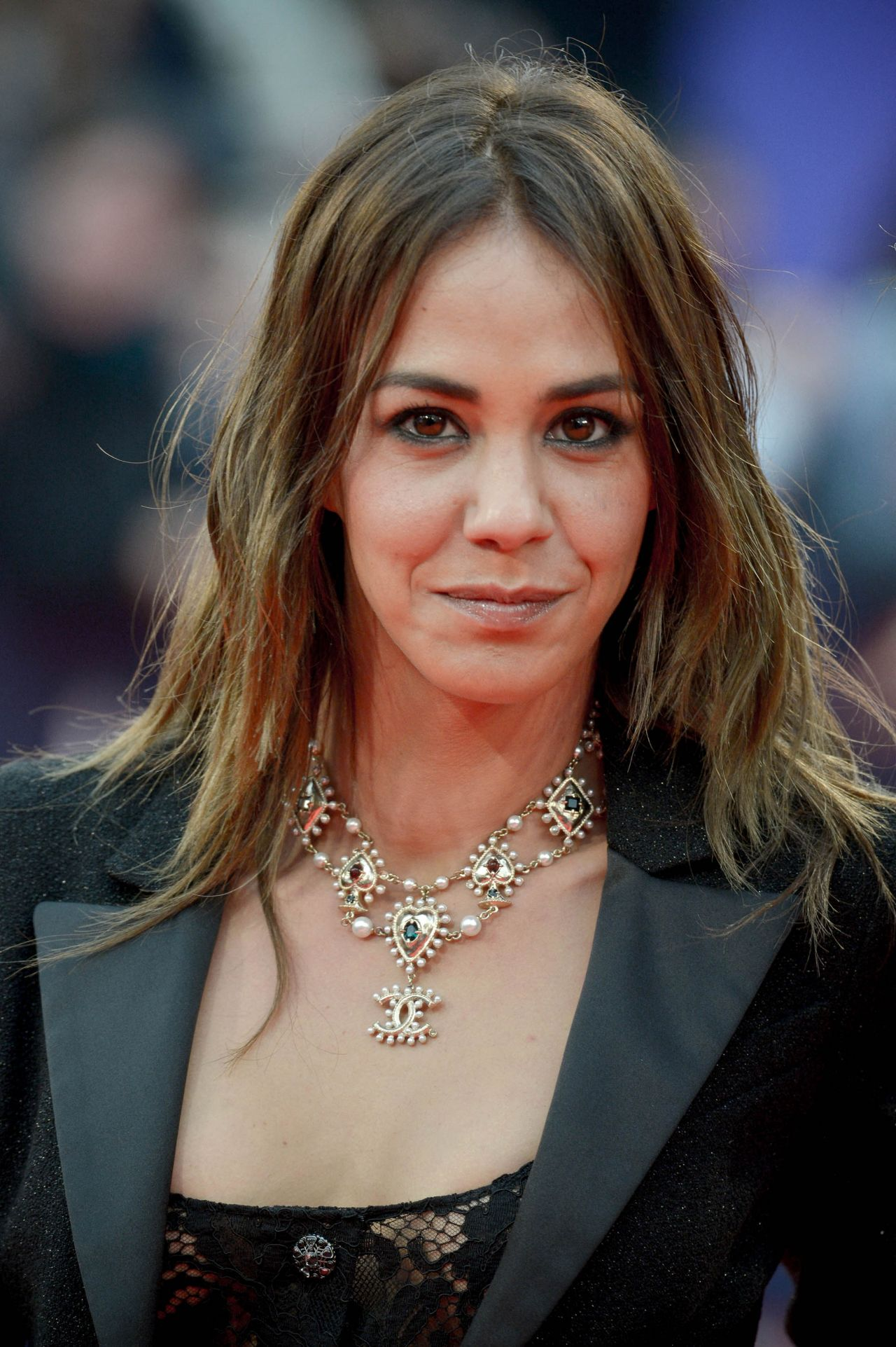 Alice Belaidi - Opening Ceremony of the 45th Deauville