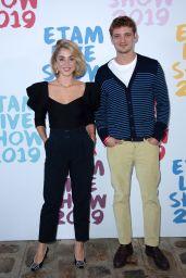 Alice Isaaz – Etam Show at Paris Fashion Week 09/24/2019