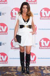 Alison King – TV Choice Awards in London 09/09/2019