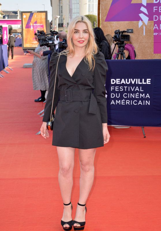 Alix Benezech – Closing Ceremony of the 45th Deauville American Film Festival