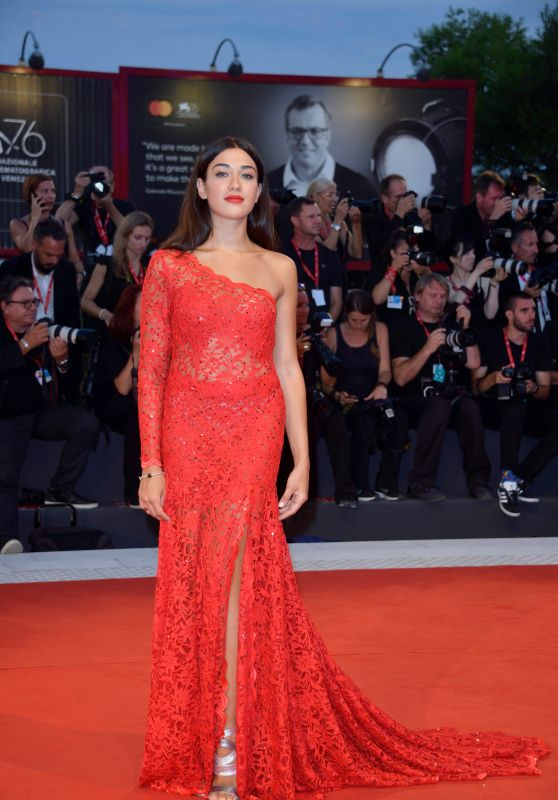 Allegra Mariani – Kineo Prize Red Carpet at the 76th Venice Film Festival