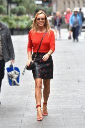 Amanda Holden - Leaving the Global Studios in London 09/16/2019