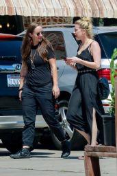 Amber Heard Casual Style - Shopping in LA 09/06/2019