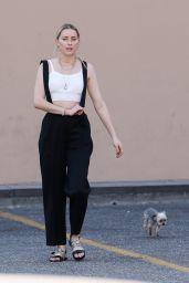 Amber Heard - Shopping in LA 09/21/2019