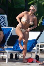 Amber Turner and Chloé B in a Bikinis - Marbella 09/16/2019