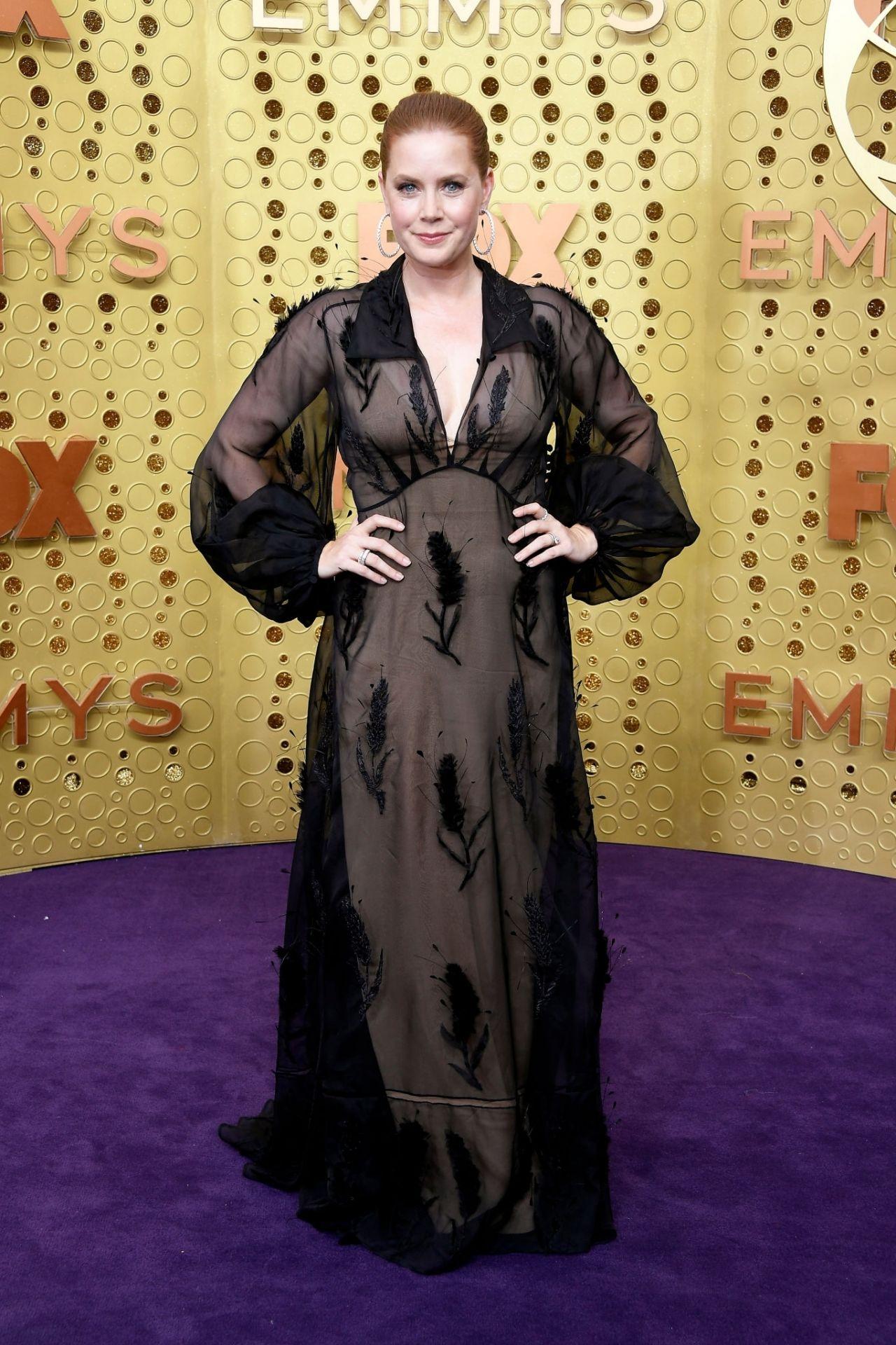 Amy Adams – 2019 Emmy Awards