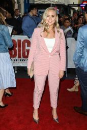"Amy Walsh – ""Big The Musical"" Party Gala Night in London"