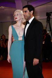 "Andrea Riseborough - ""ZeroZeroZero"" Screening at the 76th Venice Film Festival"