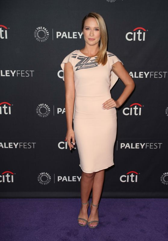 Anna Camp - 2019 PaleyFest Fall TV Previews at NBC in Beverly Hills