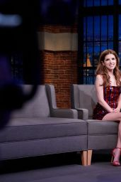 Anna Kendrick - Late Night With Seth Meyers 09/25/2019
