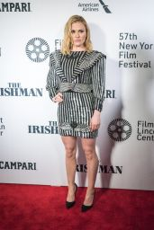 "Anna Paquin – ""The Irishman"" Screening at New York Film Festival"