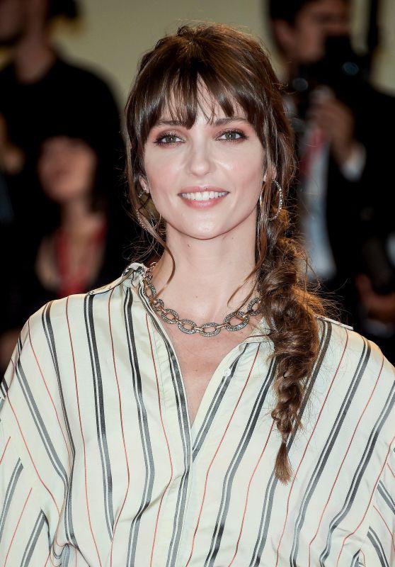 Annabelle Belmondo – Kineo Prize Red Carpet at the 76th Venice Film Festival
