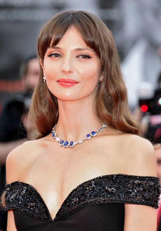 "Annabelle Belmondo – ""Martin Eden"" Screening at the 76th Venice Film Festival"