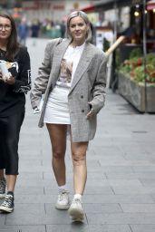 Anne-Marie Street Style 09/04/2019