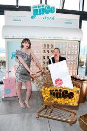 Ashley Benson - Eau de Juice Served By Cosmopolitan Fragrance Launch in Brooklyn
