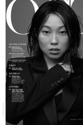 Awkwafina - Marie Claire USA October 2019