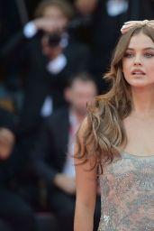 """Barbara Palvin on Red Carpet – """"Joker"""" Screening at the 76th Venice Film Festival"""