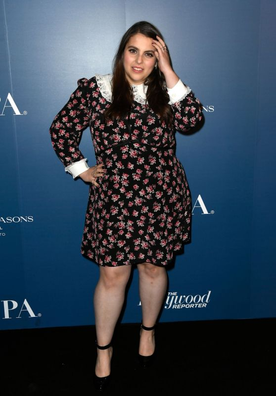 Beanie Feldstein – The HFPA and THR Party in Toronto 09/07/2019