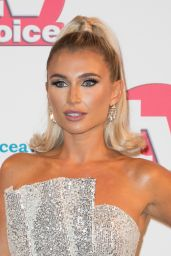Billie Faiers – TV Choice Awards in London 09/09/2019