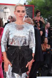 """Billie Piper – """"Marriage Story"""" Premiere at the 76th Venice Film Festival"""