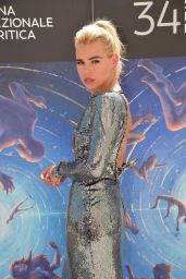 """Billie Piper - """"Rare Beasts"""" Photocall at the 76th Venice Film Festival"""