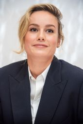 "Brie Larson - ""Just Mercy"" Press Conference TIFF 2019 Portraits"