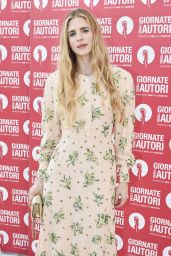 Brit Marling – Miu Miu Photocall at 76th Venice Film Festival