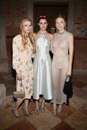 Brit Marling – Miu Miu Women's Tales Dinner at 76th Venice Film Festival